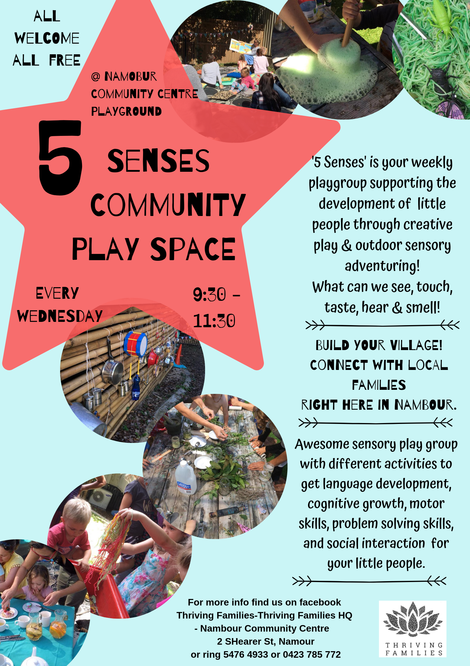 Senses Community Play Space